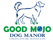 Good Mojo Dog Manor Full logo